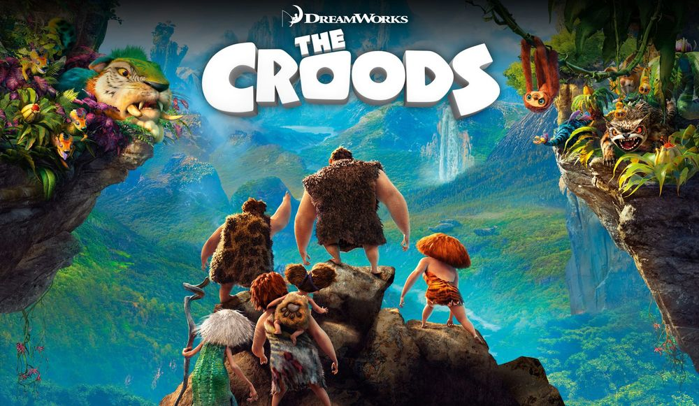 The Croods 2, Captain Underpants, Madagascar 4, and Puss In Boots 2