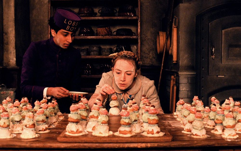 Image result for saoirse ronan the grand budapest hotel