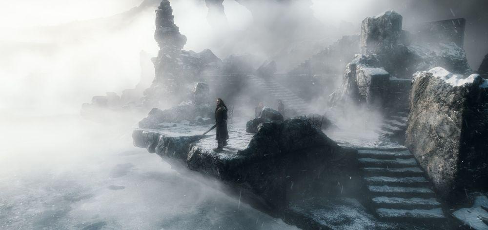 Misty scene in The Battle of the Five Armies | Cultjer