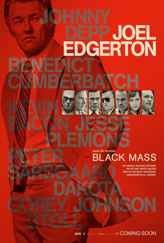 Joel Edgerton, Black Mass Poster | Cultjer