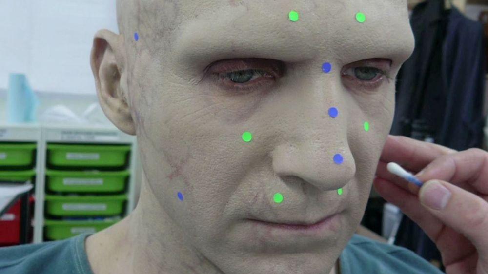 Makeup Process For Voldemort - Makeup Vidalondon