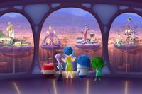 'Inside Out' is Another Masterpiece from the Acclaimed Animation Studio
