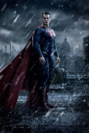 Warner Bros. reveal photo of Henry Cavill as Superman from t
