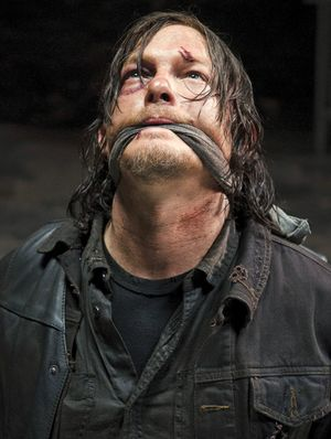 Daryl Dixon (Norman Reedus) in The Walking Dead season 5