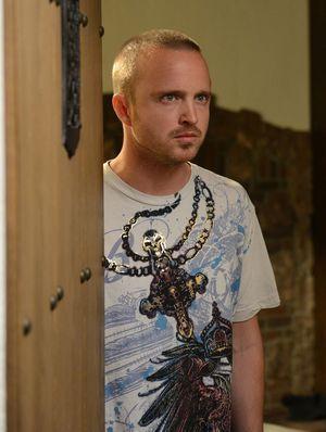 Aaron Paul as Jesse Pinkman