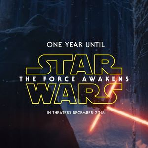 Star Wars Facebook Page teasers 'Force Awakens' release with