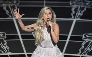 Lady Gaga Performs a 50th Anniversary of The Sound of Music