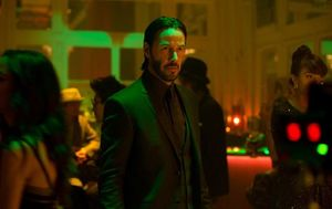 Keanu Reeves is Out for Revenge