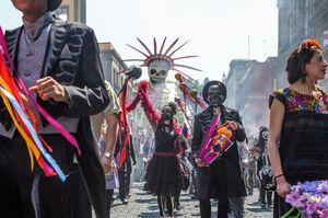 Mexico City Carnival