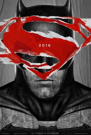 Batman IMAX Poster