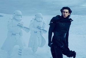 Girls' Adam Driver in Star Wars - The Force Awakens