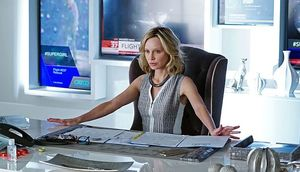 First look at Calista Flockhart in Supergirl