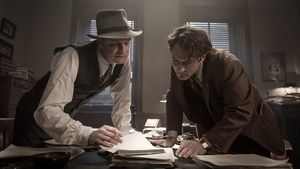 First look at Colin Firth and Jude Law in Genius