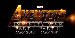 High Res Avengers: Infinity War Logo