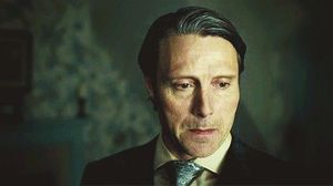 Hannibal Pissed gif