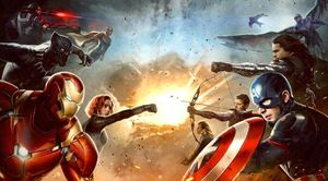 Jeremy Renner shares new 'Captain America: Civil War' Banner