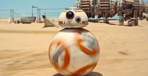 BB-8 Rolls