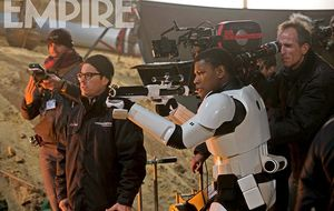 'The Force Awakens' Behind-the-Scenes