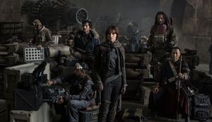 First Cast Photo for 'Star Wars Anthology: Rogue One'
