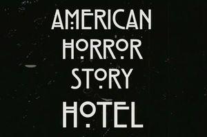 'American Horror Story: Hotel' Logo