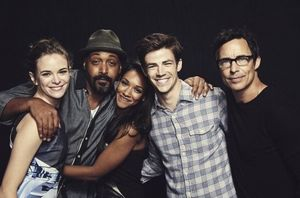 Cast of The Flash