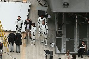 Stormtroppers Spotted in First Set Photo from 'Star Wars Ant