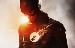 The Flash Shiny Logo