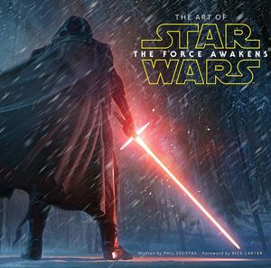 New 256-page book 'The Art of Star Wars: The Force Awakens'