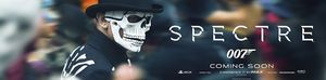 Spectre Skull Banner