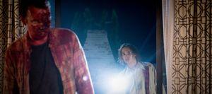 Frank Dillane in Fear the Walking Dead, Episode 3