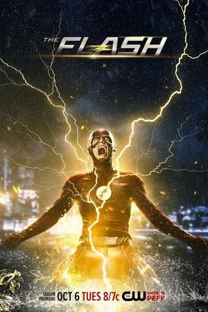New poster for 'The Flash' Season 2