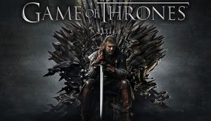 Sean Bean in Season 1 Poster of Game of Thrones