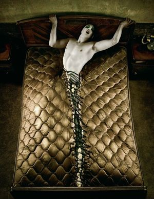 Weird Bed Guy, AHS: Hotel