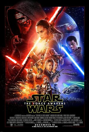New Poster for Star Wars: The Force Awakens
