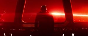 Darth Vader in Red
