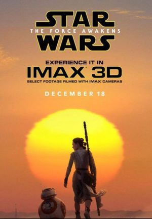 Another IMAX Poster for Star Wars The Force Awakens