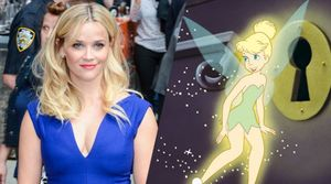 "Reese Witherspoon will star as ""Tinker Bell"" in the upcoming"