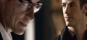 """Harry"" Wells & Barry Allen on Earth-1"