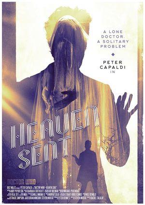 Doctor Who S9 E11 Heaven Sent Poster