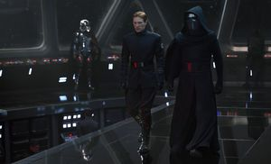 Kylo Ren Gives Orders