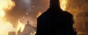 Batman versus Superman in New Still
