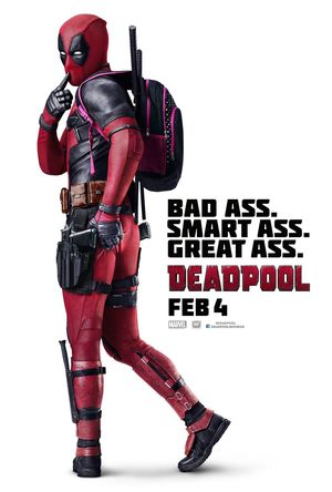 New Deadpool Poster Gets Sassy