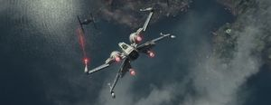 TIE Fighter and Starfighter, Star Wars: The Force Awakens