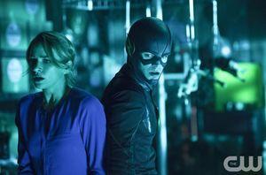 Patty Spivot & The Flash