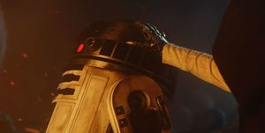 R2-D2, The Force Awakens