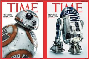 Another Magazine Embraces the Star Wars Hype