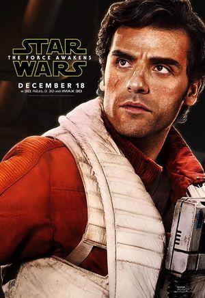 New Poster Featuring Oscar Isaac as Poe Dameron