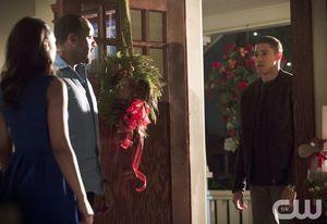 Iris & Joe West meet Wally West