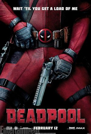 12 Days of Deadpool Kicks Off With a New Poster
