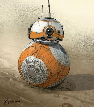 BB-8 Concept design
